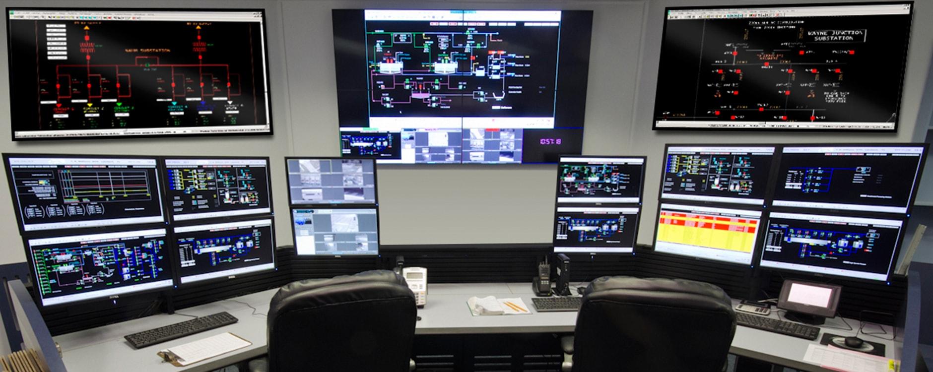 Scada Hmi Design Saflink Controls Pte Ltd